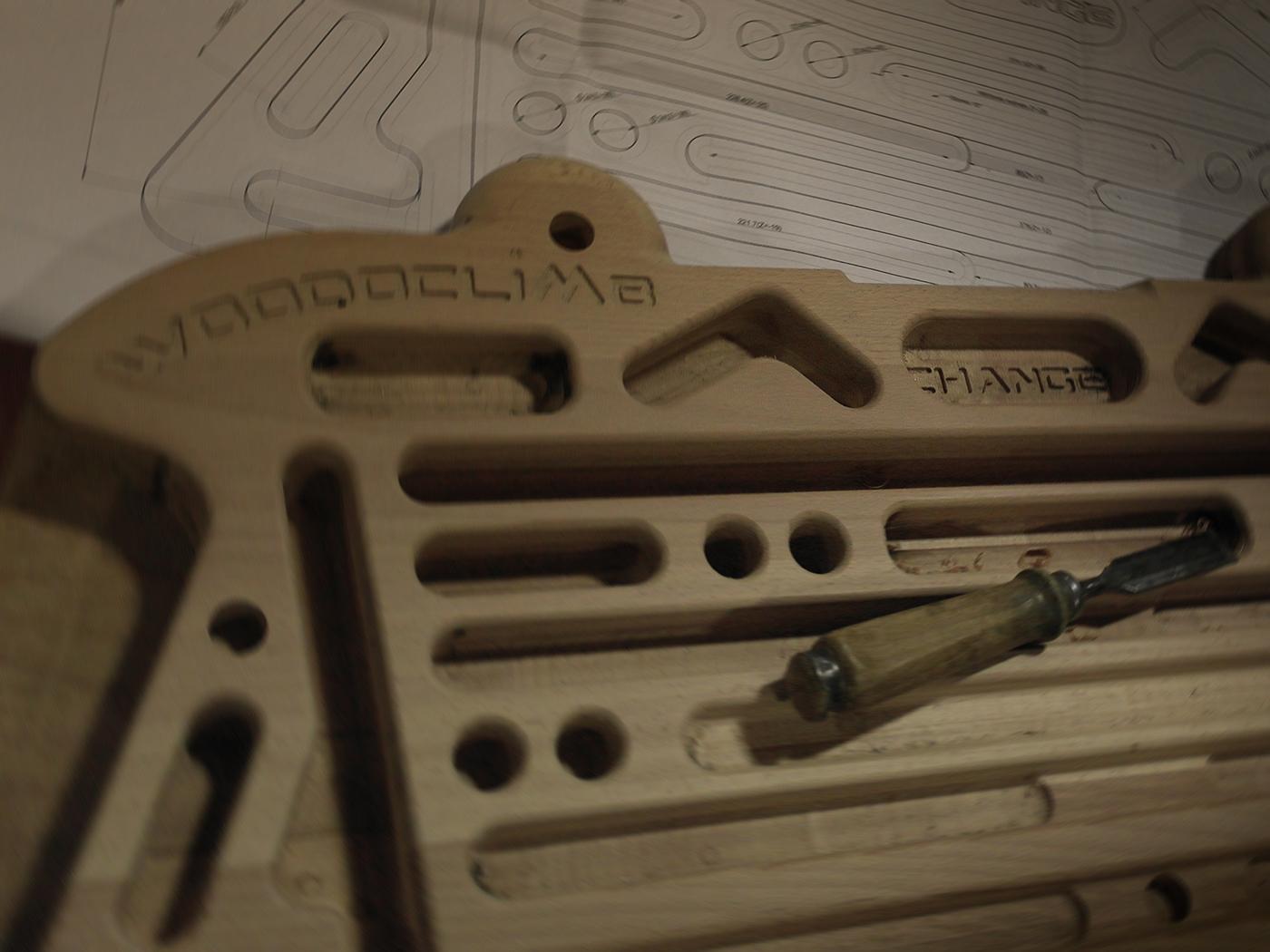woodoclimb CHANGE 3